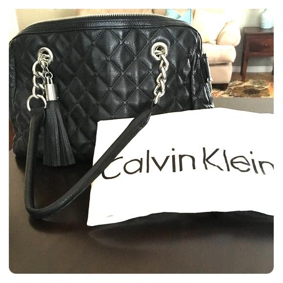 Calvin Klein Handbags - Calvin Klein quilted handbag